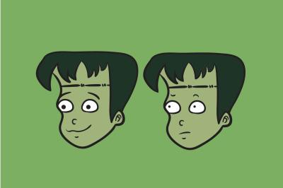 AvatarHalloween Cartoon Character 10