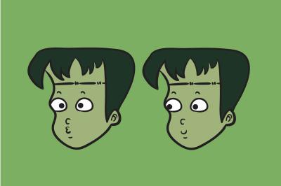 AvatarHalloween Cartoon Character 11