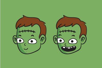 Avatar Halloween Cartoon Character 8