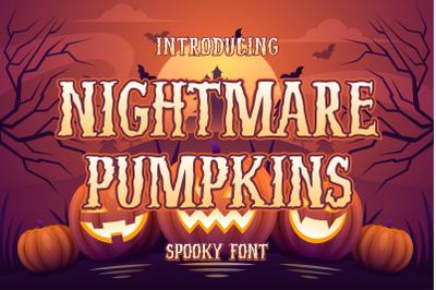 Nightmare Pumpkins