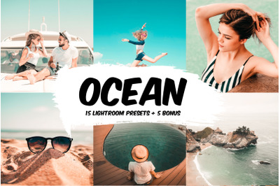 Ocean Lightroom Presets