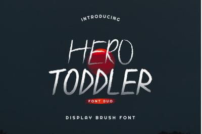 Hero Toddler
