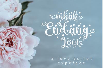 mbak Endang Love