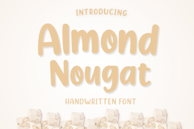 Almond Nougat