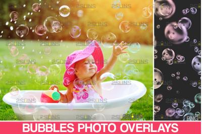 Photoshop overlay: Bubble overlays & Soap bubble transparent png file