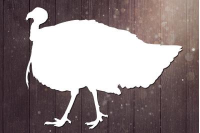 Turkey Svg, Bird Svg
