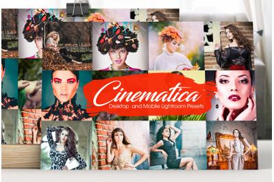 Cinematica Lightroom Presets