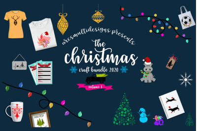 Christmas Craft Bundle