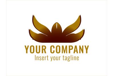 Logo Gold Gradation