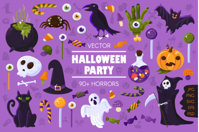 80% OFF Halloween Party Pack