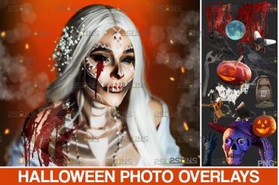 Halloween clipart & Halloween overlays, Photoshop overlay: Fog overlay