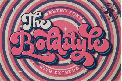 The Boldstyle | Retro Script
