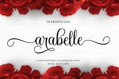 Arabelle Script