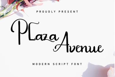 Plaza Avenue