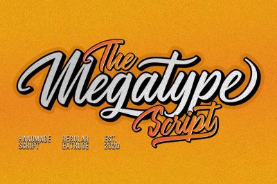 Megatype Script