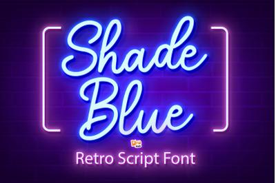 Shade Blue