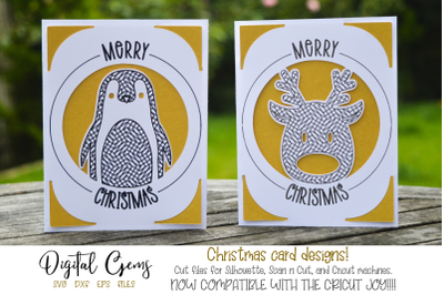 Christmas card designs