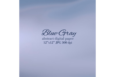 Blue gray blur background Abstract texture Gradient background