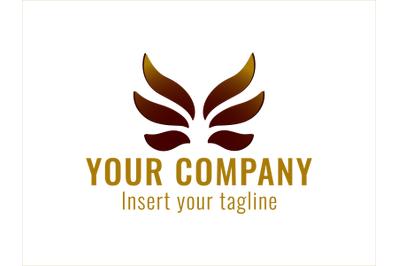 Logo Gold Wings