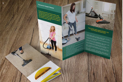 Home Appliances Trifold