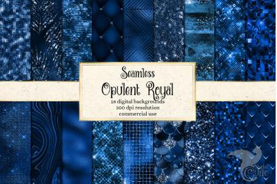 Opulent Royal Digital Paper