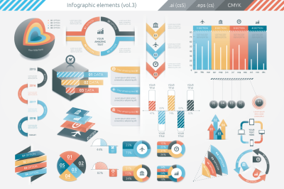 Infographic elements (v3)
