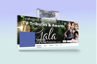 Award Ceremony Facebook Cover