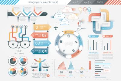 Infographic elements (v6)