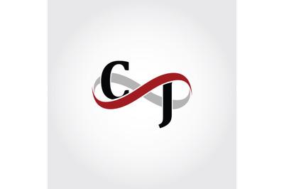 CJ Infinity Logo Monogram