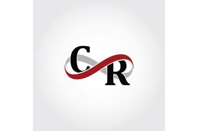 CR Infinity Logo Monogram