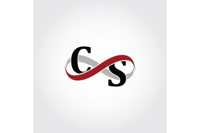 CS Infinity Logo Monogram