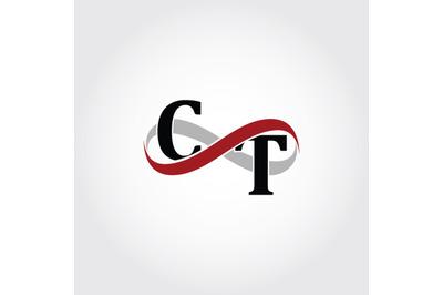 CT Infinity Logo Monogram