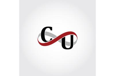 CU Infinity Logo Monogram