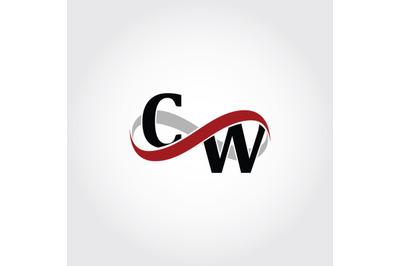 CW Infinity Logo Monogram