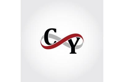 CY Infinity Logo Monogram