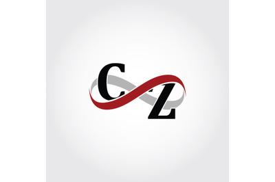 CZ Infinity Logo Monogram