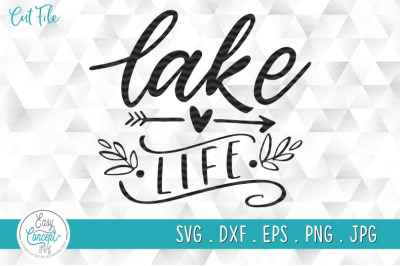 Lake Life Svg, camplife svg,