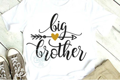 Big Brother SVG, brother gift idea