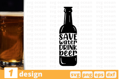 Save water Drink beer,Beer quote