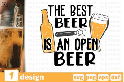 The best beer Is an open beer,Beer quote