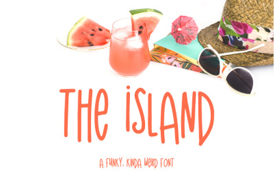 The Island Sans Font