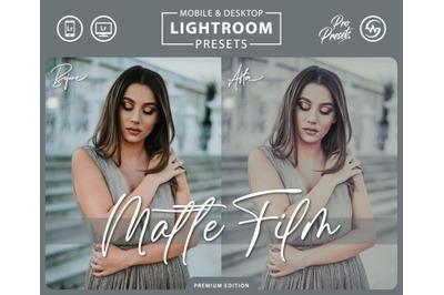 Mobile and Desktop Lightroom Presets Instagram Lifestyle Presets