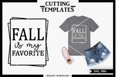 Fall SVG, Autumn SVG, Fall, Silhouette, Cricut, Cameo, SVG