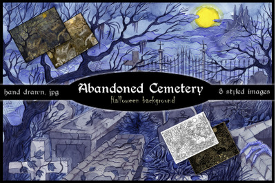 The abandoned cemetery