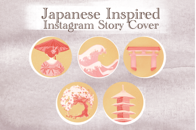 Japanese Instagram Story cover