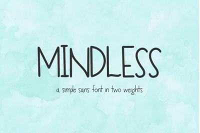 Mindless Sans
