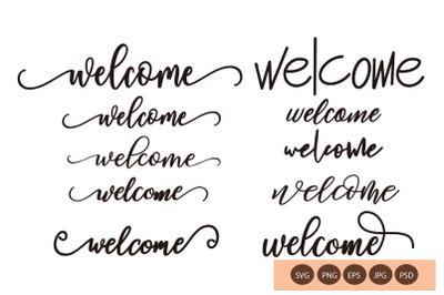 welcome bundle