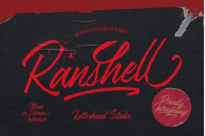 Ranshell - Dry Brush Script