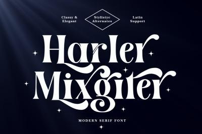Harler Mixgiter