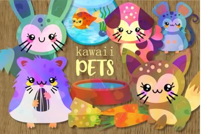 Kawaii Pets Cute Adorable Furry Animals